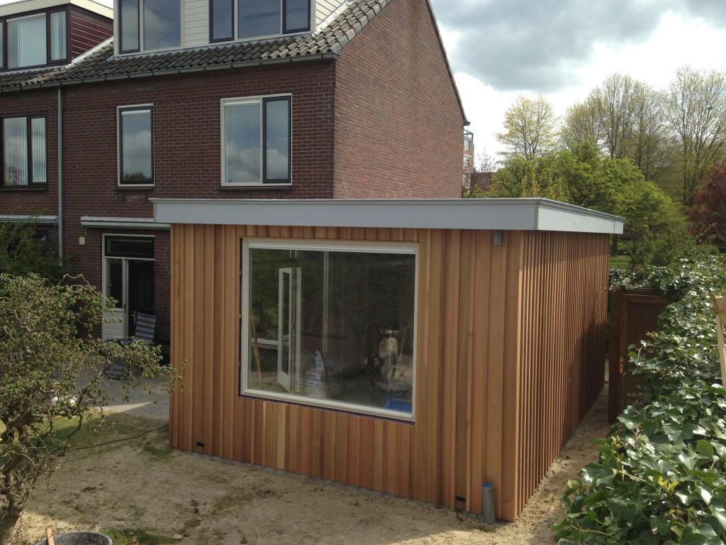 Aanbouw Fazantenstraat Amersfoort
